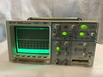 Agilent Hp 54622d Mixed Signal Oscilloscope