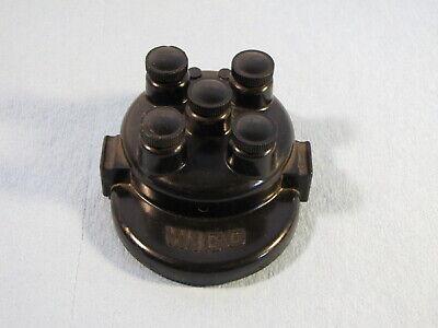 Vintage Wico Magneto Distributor Cap Original Used