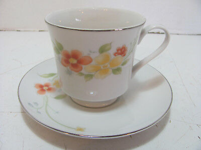 Annabelle Cup (FINE CHINA OF JAPAN ANNABELLE CUP & SAUCER)