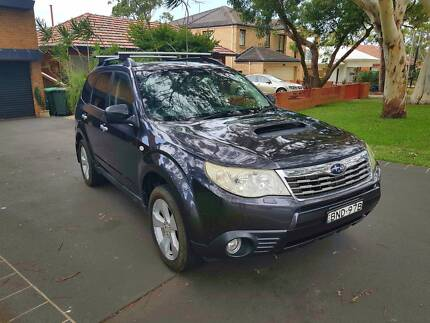 Subaru Forester XT Premium 2008 Turbo Manual (MY09) Woolooware Sutherland Area Preview