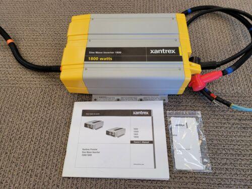 XANTREX 806-1851 PROsine 1800/24/120 Hard Wired Inverter w/ Cables