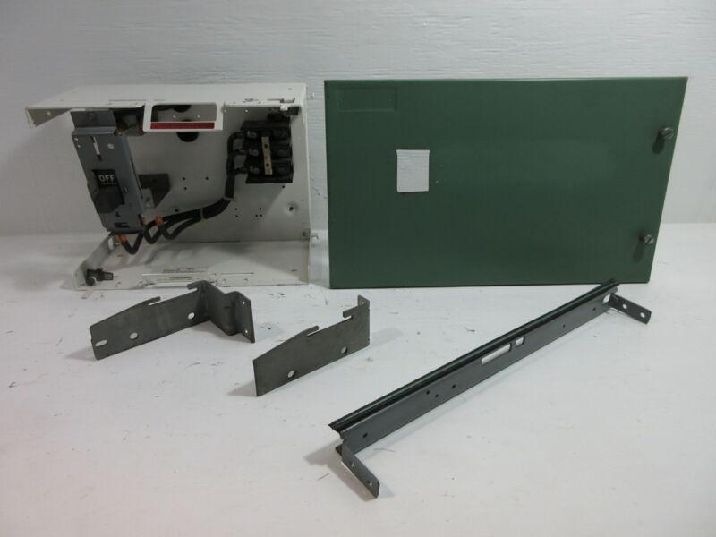 "Cutler Hammer Eaton F10 Unitrol 100 Amp Breaker Type 12"" Feeder MCC Bucket 100A"