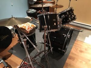 Drum kit accessoires cymbales, hihats, stands, etc.