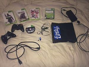 Xbox 360 + everything!!!