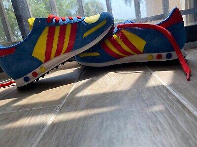 Adidas Originals mi LA trainer Mens US- 9 custom made. New without box
