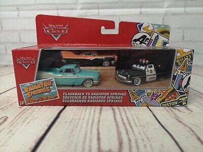 k To Radiator Springs 3 Pack Hank Halloween Murphy etc NEW (Hank Halloween 3)
