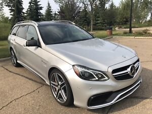 2014 Mercedes E63s AMG Estate/Wagon - Price Reduced