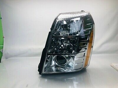 2007-2014 CADILLAC ESCALADE XENON HID FRONT LEFT OEM HEADLIGHT