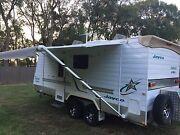 Family Bunk van Jayco Starcraft Outback 2010 sleeps 4 Yarra Junction Yarra Ranges Preview