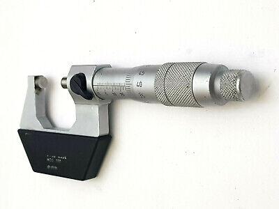 Tesa Swiss Micrometers 0-25 Mm