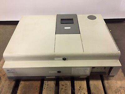 Nicolet Ftir Spectrometer Model 20dxb Sn 8503317