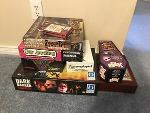 Party games for sale