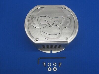 Heavy Duty 12 Ga. Steel Exciter Cover Monkey Face Fits Lincoln Sa 200 More