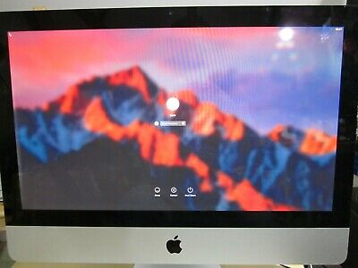 iMac (21.5-inch, Mid 2011) core i5 2.5GHz 6750M 512MB,8GB RAM,500GB PLEASE READ