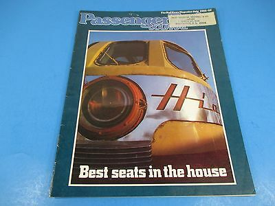 Passenger Train Journal Magazine July 1982, Best Seats in the House, Vol 14