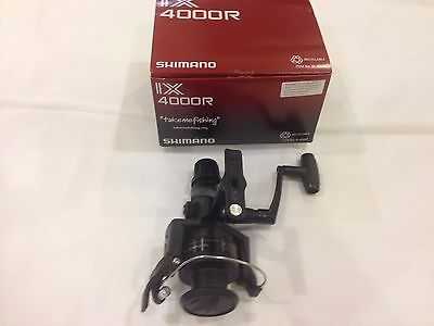 Shimano IX 4000R spinning reel