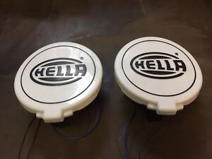 Hella off-road driving lights
