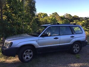 2004 Subaru Forester Wagon Mullumbimby Byron Area Preview