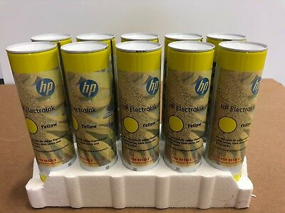 Hp Indigo Ink Yellow Electroink For 300040005000 Series