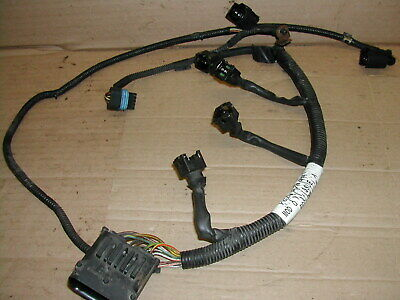 Rover 25 MG ZR 45 MG ZS 1999 on Fuel injector rail wiring loom harness YSB107100
