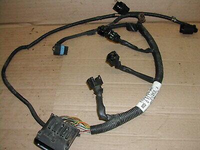 Rover 25 MG ZR 45 MG ZS 1999 on Fuel injector rail wiring loom harness YSB107100