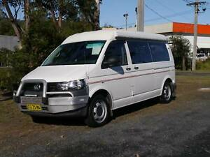 2010 VW T5 4MOTION Campervan - AUTO, LOW KMS West Gosford Gosford Area Preview