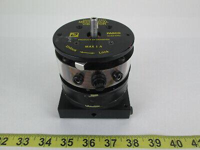 Pasco Scientific Mechanical Vibrator Model Sf-9324 Science Lab Equipment