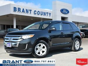2013 Ford Edge SEL - LEATHER, ROOF, NAV!