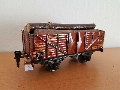 Märklin 1765: Hochbordwagen - Spur 0