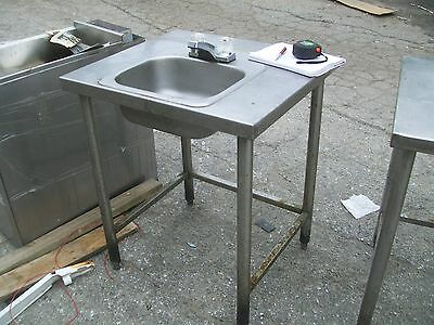 Hand Sinkstand Combo All Stainless Steel Unit Free Standing900 Items More