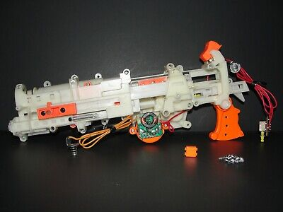 NERF Vulcan EBF-25 Replacement Motor & Trigger Assembly w Switch & Screws TESTED