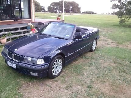 BMW Convertable Bairnsdale East Gippsland Preview