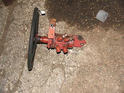 Hydraulic Steering Controll Ford Case Ih International Allis John Deere
