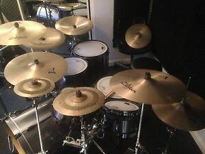 Tama Superstar Hyperdrive Drumkit Zildjian A Custom Cymbals Demon Kallaroo Joondalup Area Preview
