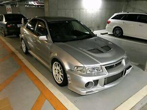 1999 Lancer Evolution 6