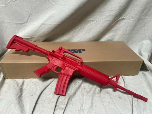 ASP Government Carbine Red Gun Rubber Police Training Gun