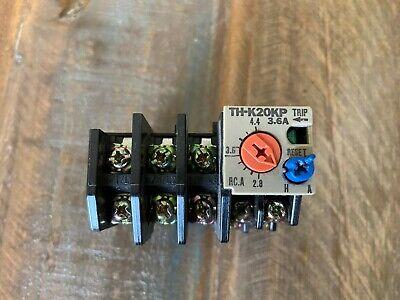 Used Mitsubishi Overload Relay Th-k20kpul