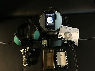 1st Gen IPod Touch W/Jensen Universal Docking Station Bundle Ipod Touch Docking
