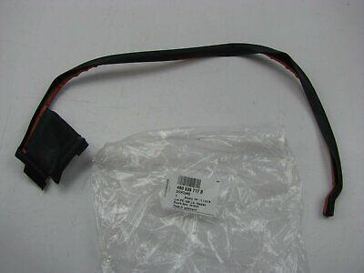 NEW GENUINE Rear Left Side Door Weatherstrip Seal OEM Audi 4B0839717B