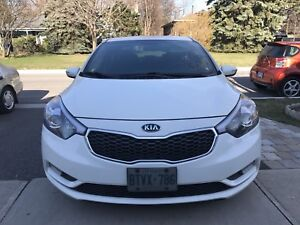 2015 Kia Forte loaded with features in excellent condition.