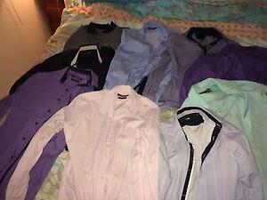 Small men's dress shirts Hillcrest Logan Area Preview