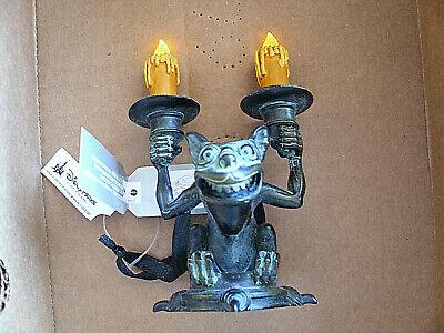 Disney * HAUNTED MANSION GARGOYLE * New w/ Tags Light-Up Holiday Ornament