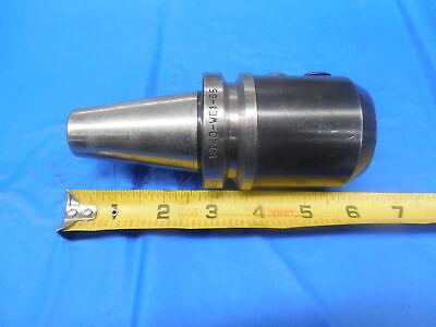 Nikken Bt 40 1 Dia I.d. Solid End Mill Tool Holder 1.0 1.00 1.000 Bt40 Cnc Mill