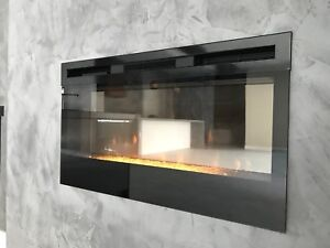 Dimplex BLF34 Wickson Wall Mount Electric Fireplace
