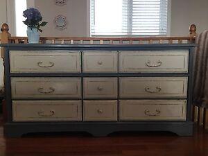 Rustic Chic Dresser