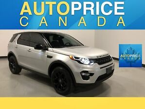 2016 Land Rover Discovery Sport SE NAVIGATION|PANOROOF|LEATHER