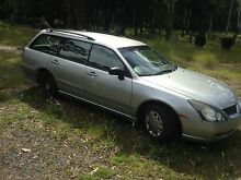 2004 Mitsubishi Magna Wagon Blueys Beach Great Lakes Area Preview