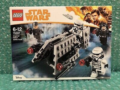 Lego Star Wars 75207 Imperial Patrol Battle Pack. Brand New. Retired Set.