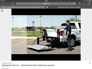 Tail Gate pour pick up, Dodge Ram, F-150, GMC, Chevrolet, Tundra