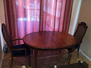 Dining room set.